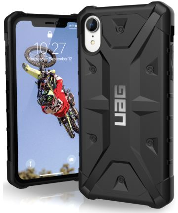 Urban Armor Gear Pathfinder Hoesje Apple iPhone XR Black