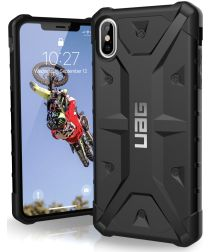 Urban Armor Gear Pathfinder Hoesje Apple iPhone XS Max Black