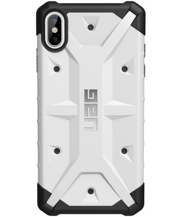 Urban Armor Gear Pathfinder Hoesje Apple iPhone XS Max White Hoesjes