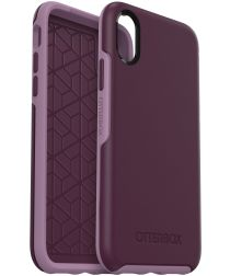 Otterbox Symmetry Hoesje Apple iPhone XS Tonic Violet