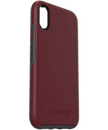 Otterbox Symmetry Hoesje Apple iPhone XR Fine Port Hoesjes