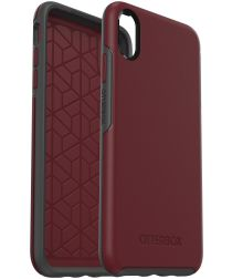 Otterbox Symmetry Hoesje Apple iPhone XS Max Fine Port