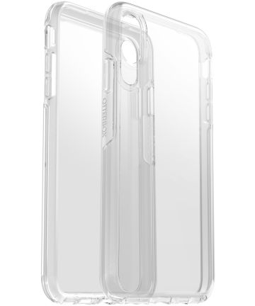 OtterBox Symmetry Case Apple iPhone XS Max Clear Hoesjes