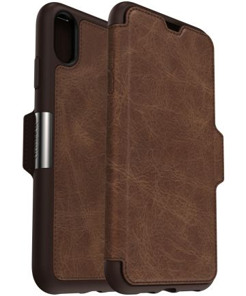 Otterbox Strada Apple iPhone XS Max Espresso