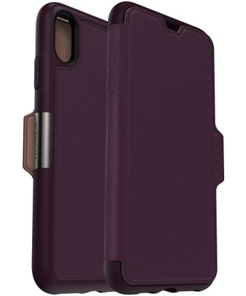 Otterbox Strada Apple iPhone XS Max Royal Blush Hoesjes