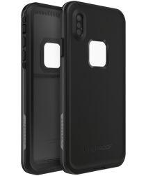 Lifeproof Fre hoesje voor Apple iPhone XS Max Zwart
