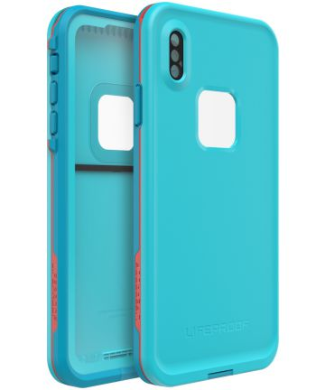 Lifeproof Fre hoesje voor Apple iPhone XS Max Boosted Hoesjes