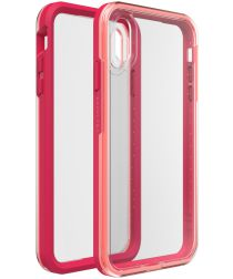 LifeProof SLAM Apple iPhone XS Max Hoesje Coral Sunset