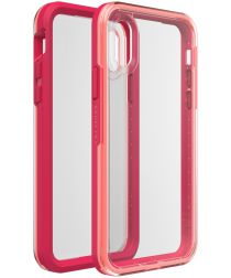 LifeProof SLAM Apple iPhone XS Hoesje Coral Sunset