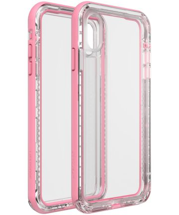 Lifeproof Next Apple iPhone XS Max Hoesje Cactus Rose