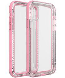 Lifeproof Next Apple iPhone XS Hoesje Cactus Rose