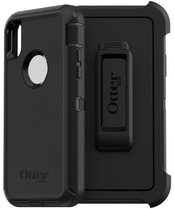 Otterbox Apple iPhone XS Defender Case Zwart