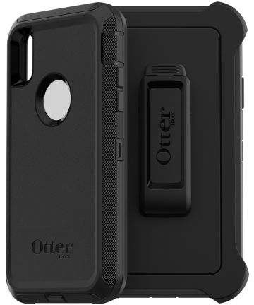 Otterbox Apple iPhone XR Defender Case Zwart Hoesjes