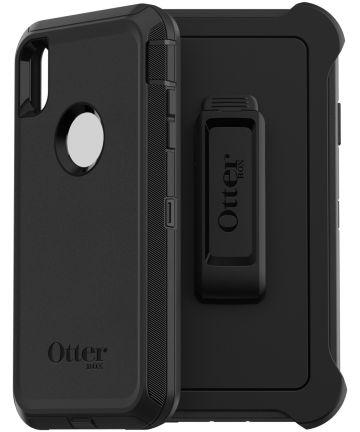 Otterbox Apple iPhone XS Max Defender Case Zwart