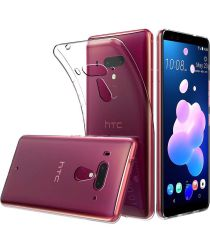 HTC U12 Life Transparant TPU Hoesje
