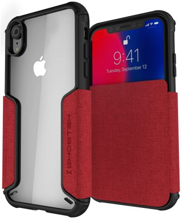 Ghostek Exec 3 Apple iPhone XR Rood