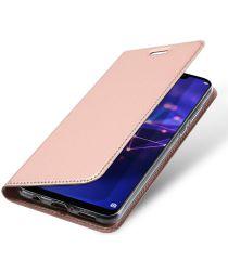 Dux Ducis Huawei Mate 20 Lite Bookcase Hoesje Roze