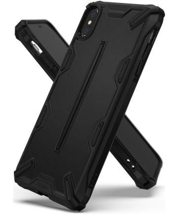 Ringke Dual X Apple iPhone XS Hoesje Zwart Hoesjes
