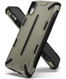 Ringke Dual X Apple iPhone XR Hoesje Brons
