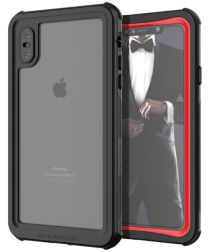 Ghostek Nautical 2 Waterbestendig Hoesje Apple iPhone XS Max Rood