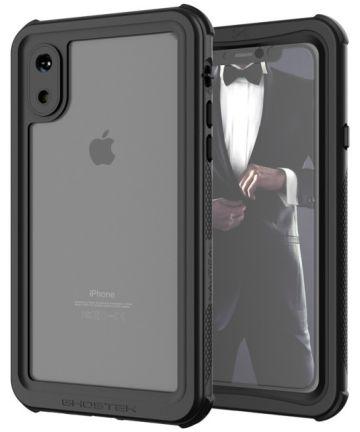 Ghostek Nautical 2 Waterbestendig Hoesje Apple iPhone XS Zwart Hoesjes