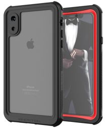 Ghostek Nautical 2 Waterbestendig Hoesje Apple iPhone XS Rood