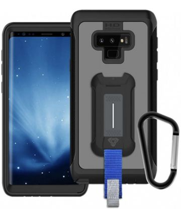 Armor X BX-Series Galaxy Note 9 Robuust Hoesje Transparant Zwart Hoesjes