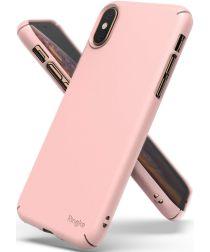 Ringke Slim Apple iPhone XS Ultra Dun Hoesje Roze