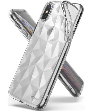 Ringke Air Prism Apple iPhone XS Hoesje Transparant Hoesjes