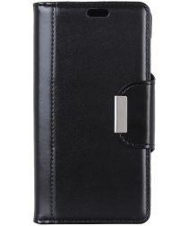 Huawei Mate 20 Lite Bookcase Hoesje Zwart