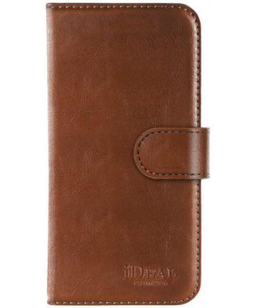 iDeal of Sweden iPhone 8 / 7 / 6(s) Magnet Wallet+ Hoesje Bruin