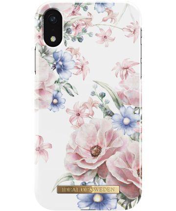 iDeal of Sweden iPhone XR Fashion Hoesje Floral Romance Hoesjes