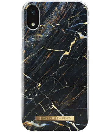 iDeal of Sweden iPhone XS Max Fashion Hoesje Port Laurent