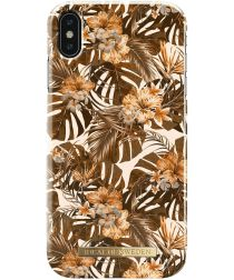 iDeal of Sweden iPhone XS Max Fashion Hoesje Autumn Forest