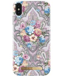 iDeal of Sweden iPhone XS Max Fashion Hoesje Romantic Paisley