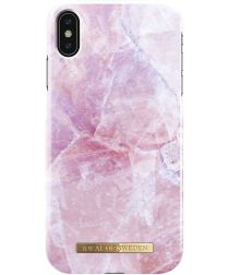iDeal of Sweden iPhone XS Max Fashion Hoesje Pilion Pink