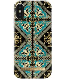 iDeal of Sweden iPhone XS / X Fashion Hoesje Baroque Ornament