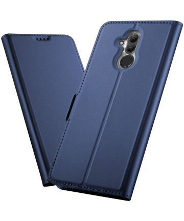 Huawei Mate 20 Lite Portemonnee Hoesje Blauw