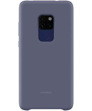 Originele Huawei Mate 20 Car Case Blauw Hoesjes