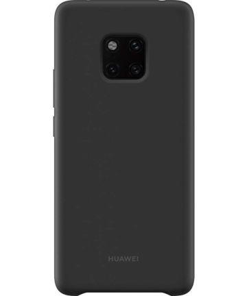 Originele Huawei Mate 20 Pro Case Zwart Hoesjes