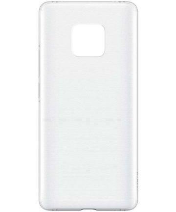 Origineel Huawei Mate 20 Pro TPU Hoesje Transparant Hoesjes