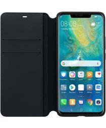 Originele Huawei Portemonnee Flip Cover Mate 20 Pro Zwart
