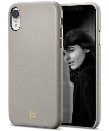 Spigen La Manon Calin Case Apple iPhone XR Oatmeal Beige
