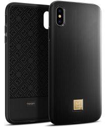 Spigen La Manon Classy Case Apple iPhone XS Max Black