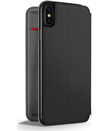 Twelve South SurfacePad voor iPhone XS Max Zwart