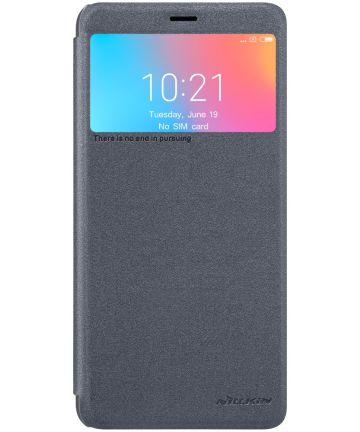 Nillkin Sparkle Series Flip Case Xiaomi Redmi 6 Grijs
