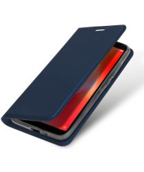 Dux Ducis Skin Pro Series Flip Hoesje Xiaomi Redmi 6 Blauw