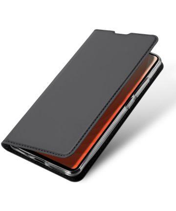 Huawei Mate 20 Dux Ducis Flip Hoesje Grijs Hoesjes