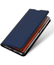 Huawei Mate 20 Dux Ducis Flip Hoesje Blauw
