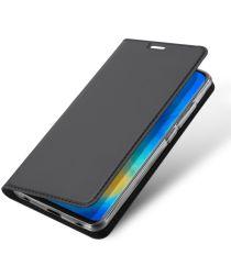 Dux Ducis Book Case Huawei Mate 20 Pro Hoesje Grijs